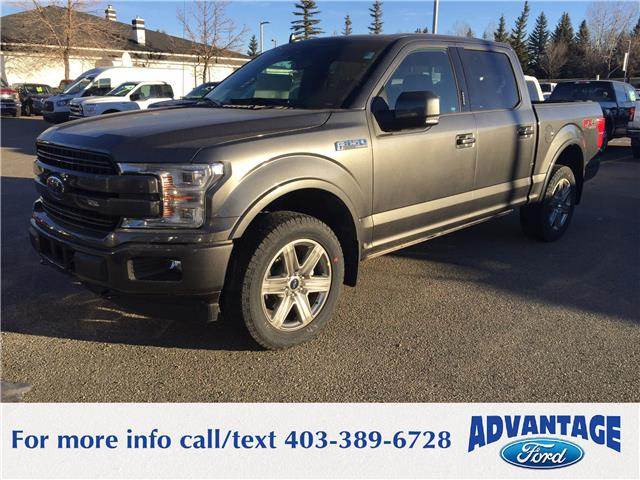 2018 Ford F-150 Lariat (Stk: J-028) in Calgary - Image 1 of 5