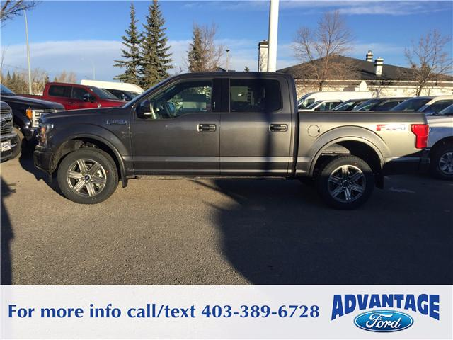 2018 Ford F-150 Lariat (Stk: J-028) in Calgary - Image 2 of 5