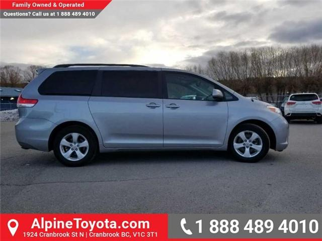 2011 Toyota Sienna LE 8 Passenger (Stk: S470564B) in Cranbrook - Image 6 of 16