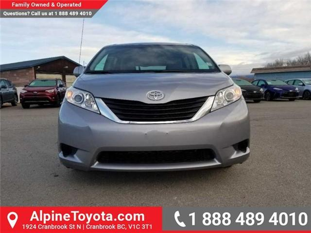 2011 Toyota Sienna LE 8 Passenger (Stk: S470564B) in Cranbrook - Image 8 of 16