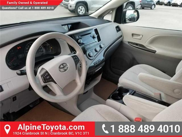 2011 Toyota Sienna LE 8 Passenger (Stk: S470564B) in Cranbrook - Image 9 of 16