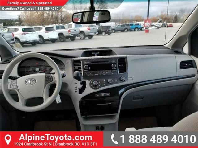 2011 Toyota Sienna LE 8 Passenger (Stk: S470564B) in Cranbrook - Image 10 of 16