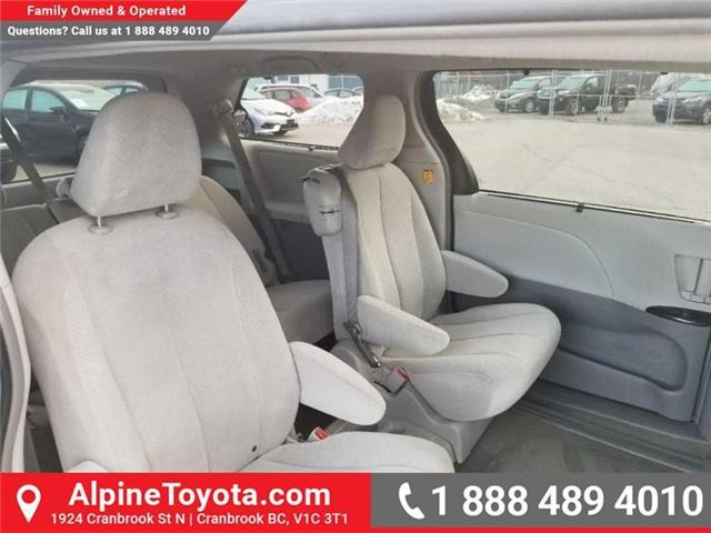 2011 Toyota Sienna LE 8 Passenger (Stk: S470564B) in Cranbrook - Image 12 of 16