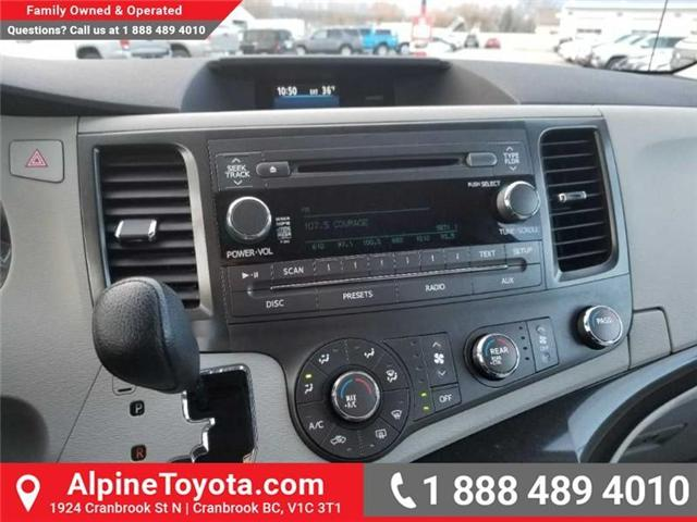 2011 Toyota Sienna LE 8 Passenger (Stk: S470564B) in Cranbrook - Image 13 of 16