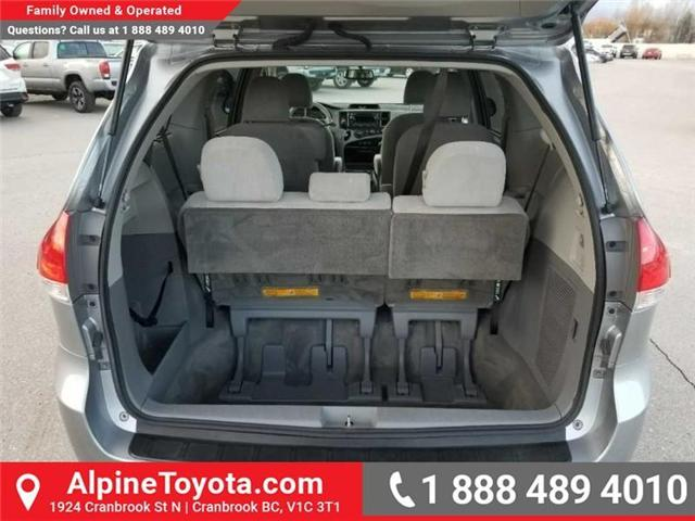 2011 Toyota Sienna LE 8 Passenger (Stk: S470564B) in Cranbrook - Image 15 of 16