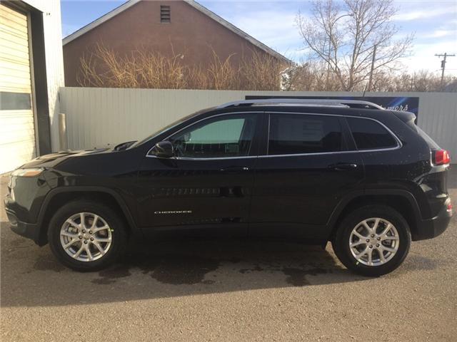 2018 Jeep Cherokee North (Stk: 11651) in Fort Macleod - Image 2 of 19