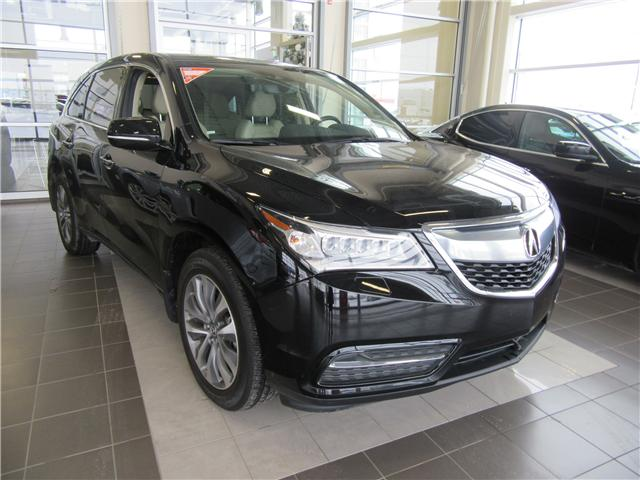 2016 Acura MDX Navigation Package (Stk: A3531) in Saskatoon - Image 1 of 28