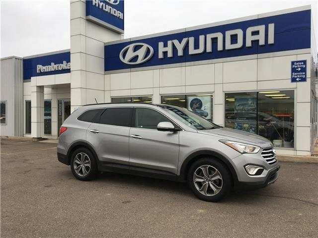 2013 Hyundai Santa Fe XL Luxury (Stk: 17518-1) in Pembroke - Image 1 of 1