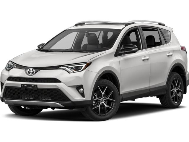 2016 Toyota RAV4 SE (Stk: P17080) in Owen Sound - Image 1 of 11