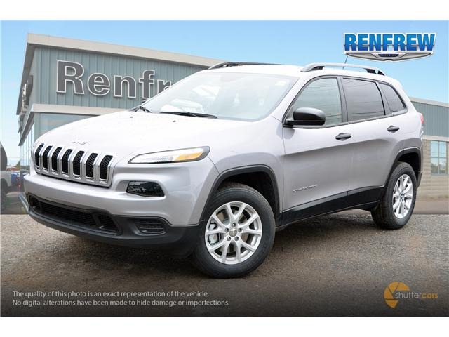 2018 Jeep Cherokee Sport (Stk: J057) in Renfrew - Image 2 of 20