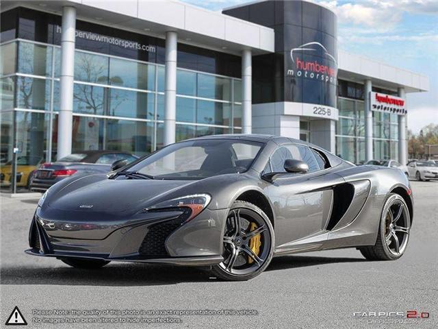 2015 McLaren 650S Spyder | 650HP | CAR-PROOF CLEAN (Stk: 17MSX1188) in Mississauga - Image 1 of 28
