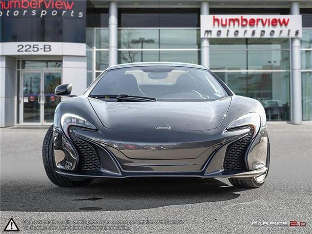 2015 McLaren 650S Spyder | 650HP | CAR-PROOF CLEAN (Stk: 17MSX1188) in Mississauga - Image 2 of 28