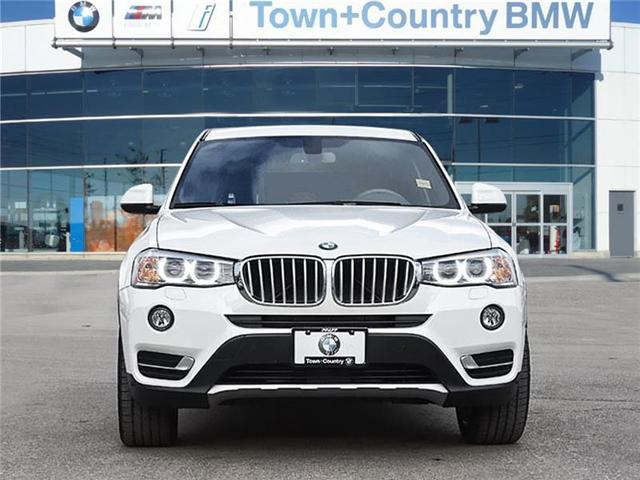 2017 BMW X3 xDrive28i (Stk: O10673) in Markham - Image 2 of 20