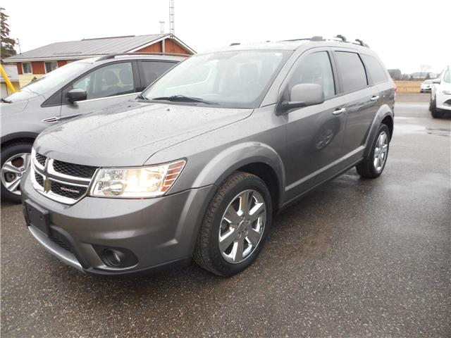 2012 Dodge Journey R/T (Stk: NC 3497) in Cameron - Image 1 of 10