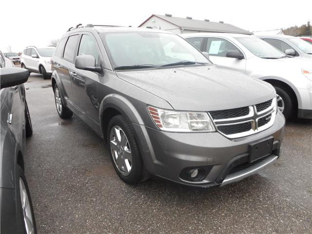 2012 Dodge Journey R/T (Stk: NC 3497) in Cameron - Image 2 of 10