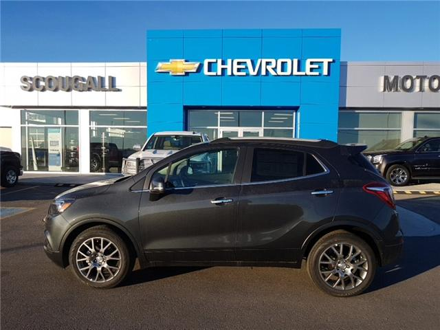 2018 Buick Encore Sport Touring (Stk: 187816) in Fort Macleod - Image 1 of 20