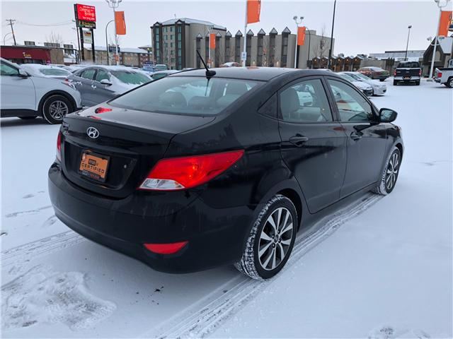 2017 Hyundai Accent SE (Stk: B6865) in Saskatoon - Image 2 of 24