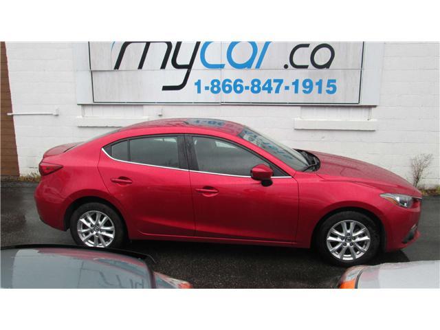 2015 Mazda Mazda3 GS (Stk: 171817) in North Bay - Image 2 of 14