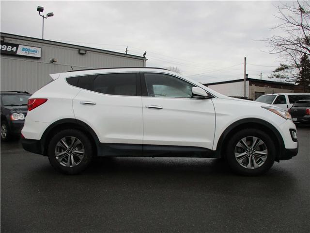 2015 Hyundai Santa Fe Sport 2.4 Premium (Stk: 171637) in Kingston - Image 1 of 10