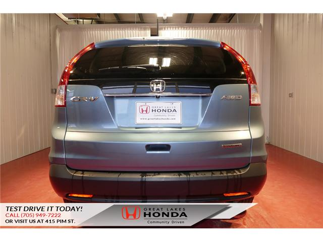 2014 Honda CR-V Touring (Stk: H5693B) in Sault Ste. Marie - Image 5 of 22