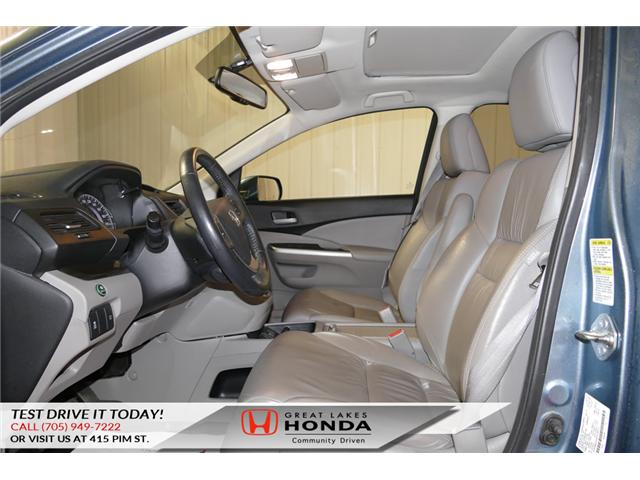 2014 Honda CR-V Touring (Stk: H5693B) in Sault Ste. Marie - Image 10 of 22