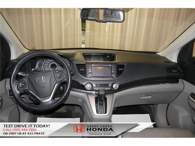 2014 Honda CR-V Touring (Stk: H5693B) in Sault Ste. Marie - Image 12 of 22