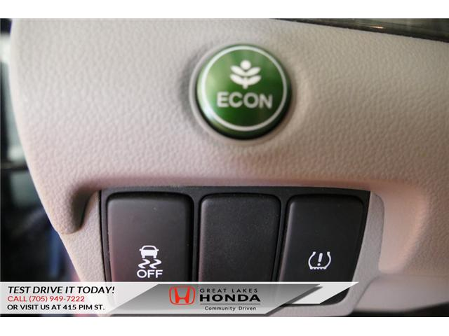 2014 Honda CR-V Touring (Stk: H5693B) in Sault Ste. Marie - Image 17 of 22