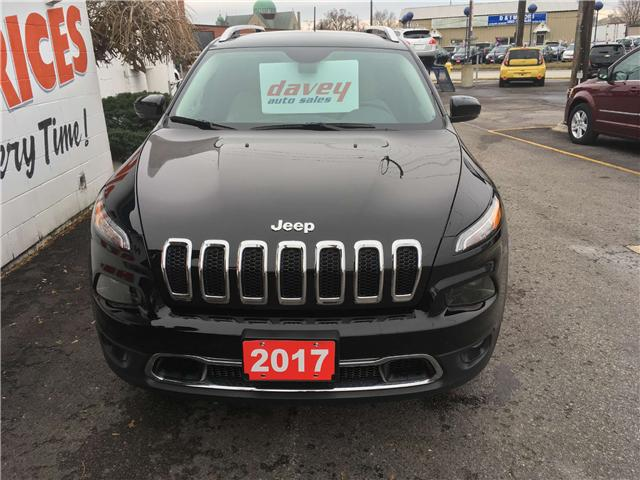 2017 Jeep Cherokee Limited (Stk: 17-684A) in Oshawa - Image 2 of 14