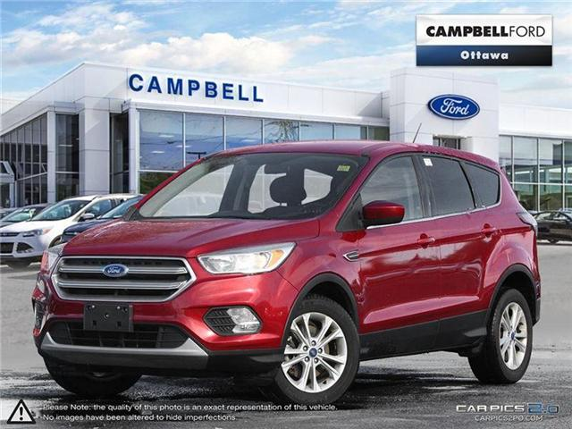 2017 Ford Escape SE AWD-LOADED-PRICED FOR IMMEDIATE SALE (Stk: 936790) in Ottawa - Image 1 of 28
