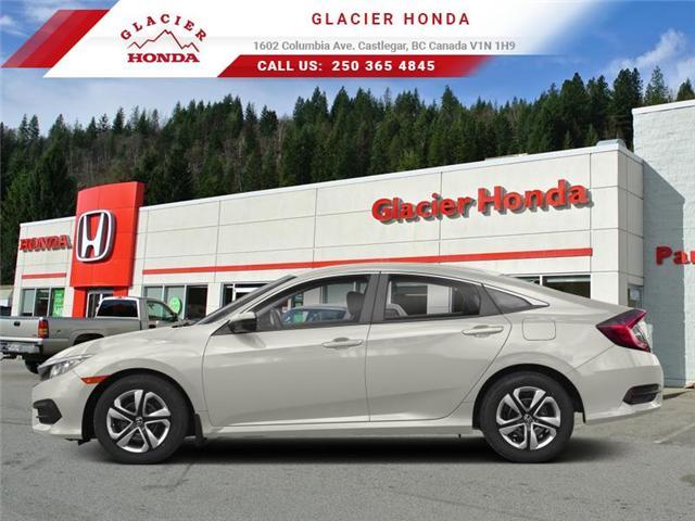 2018 Honda Civic LX (Stk: C-0271-0) in Castlegar - Image 1 of 1