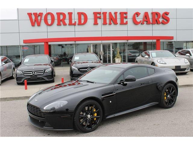 2015 Aston Martin Vantage GT   (Stk: 16064) In Toronto   Image 1