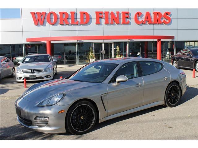 2011 Porsche Panamera 4 (Stk: 15995) in Toronto - Image 1 of 22