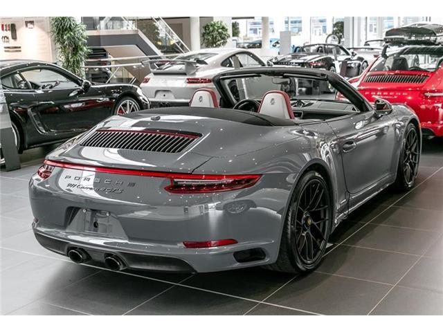 2017 Porsche 911 Carrera 4 GTS Cabriolet PDK (Stk: P11276) in Vaughan - Image 2 of 16