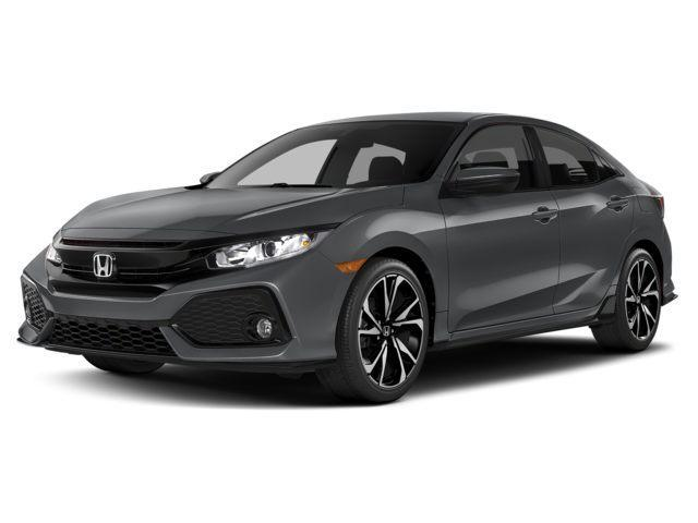 2018 Honda Civic Sport (Stk: 18458) in Barrie - Image 1 of 1