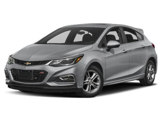 2018 Chevrolet Cruze LT Auto (Stk: 8556460) in Scarborough - Image 1 of 9