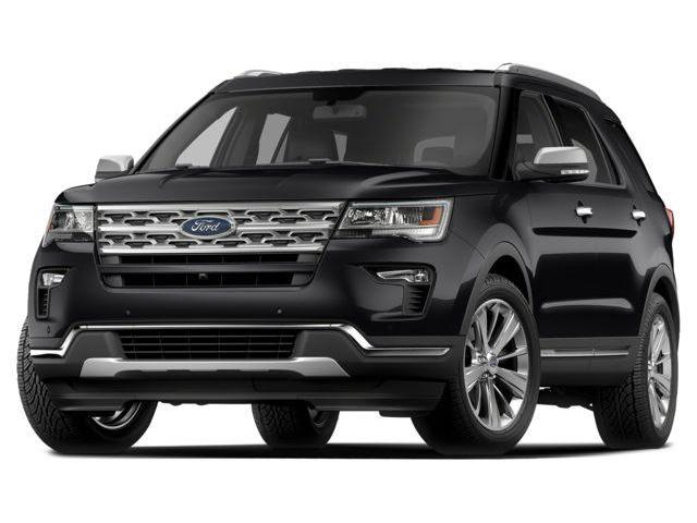 2018 Ford Explorer Sport (Stk: J-108) in Calgary - Image 1 of 2