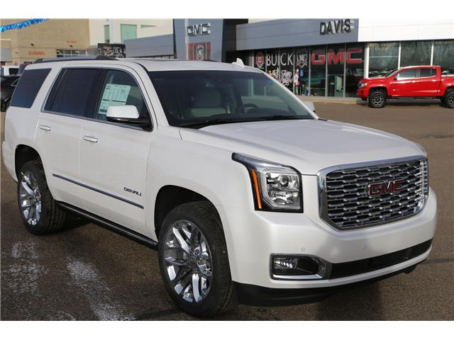 2018 GMC Yukon Denali (Stk: 159441) in Medicine Hat - Image 1 of 33