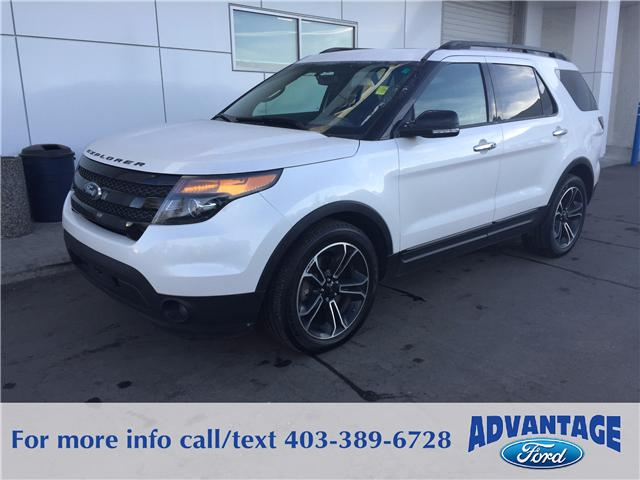 2014 Ford Explorer Sport (Stk: 5049A) in Calgary - Image 1 of 10