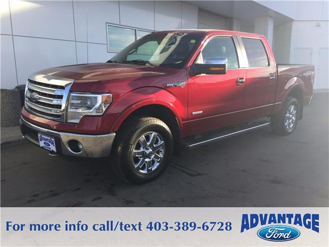 2014 Ford F-150 Lariat (Stk: 5071A) in Calgary - Image 1 of 11