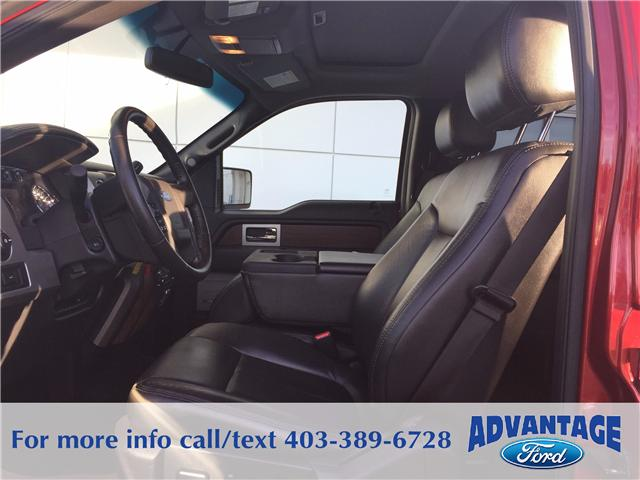 2014 Ford F-150 Lariat (Stk: 5071A) in Calgary - Image 4 of 11