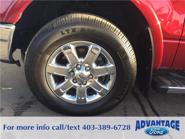 2014 Ford F-150 Lariat (Stk: 5071A) in Calgary - Image 10 of 11
