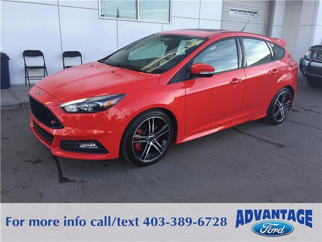 2016 Ford Focus ST Base (Stk: 5095) in Calgary - Image 1 of 9