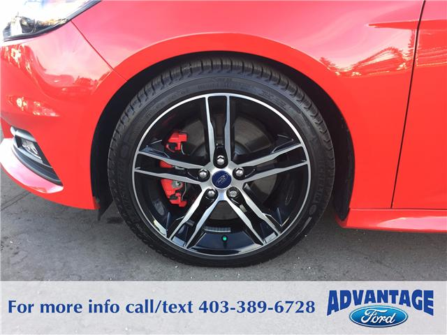2016 Ford Focus ST Base (Stk: 5095) in Calgary - Image 8 of 9