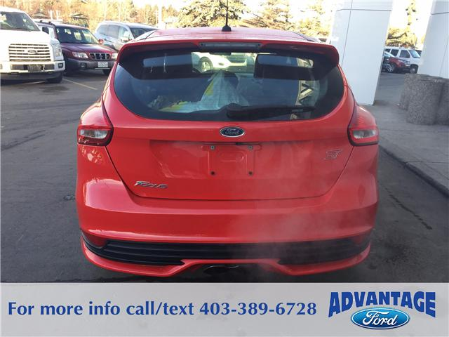 2016 Ford Focus ST Base (Stk: 5095) in Calgary - Image 9 of 9