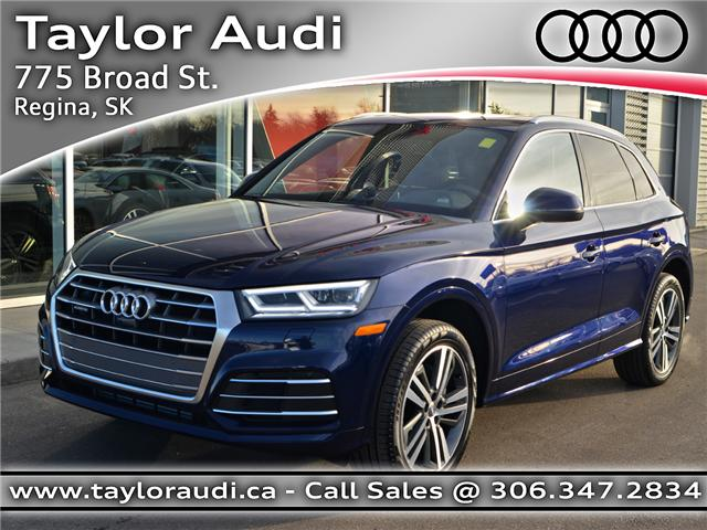 2018 Audi Q5 2.0T Progressiv (Stk: 180159) in Regina - Image 1 of 24