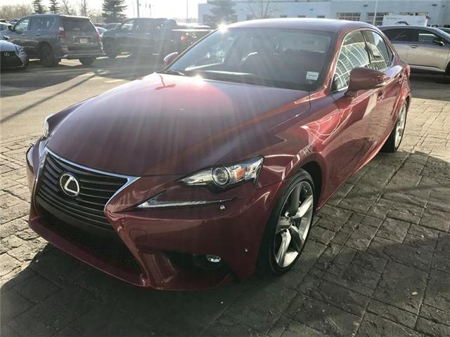 2015 Lexus IS 350 Base (Stk: 3748A) in Calgary - Image 2 of 12
