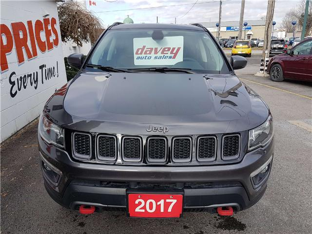 2017 Jeep Compass Trailhawk (Stk: 17-697A) in Oshawa - Image 2 of 17