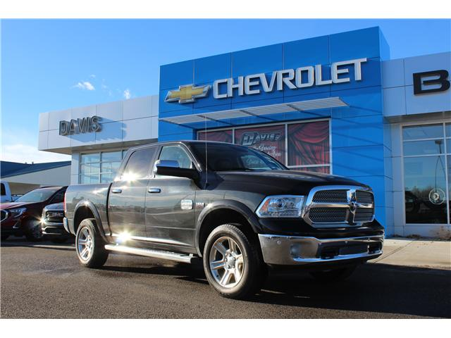 2016 RAM 1500 Longhorn (Stk: 182927) in Claresholm - Image 1 of 42