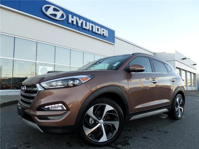 2017 Hyundai Tucson Limited (Stk: H17-0143P) in Chilliwack - Image 1 of 10