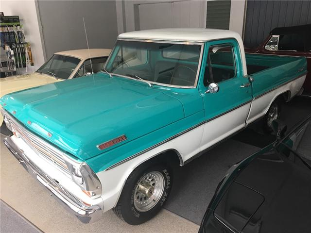 1967 Ford F-100  (Stk: ) in Walkerton - Image 1 of 16
